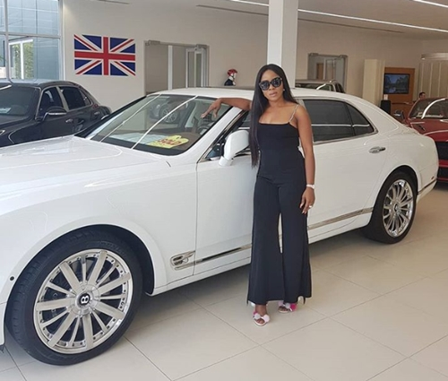 Omo Mama Olowo! Linda Ikeji Splashes Over N120m, Buys