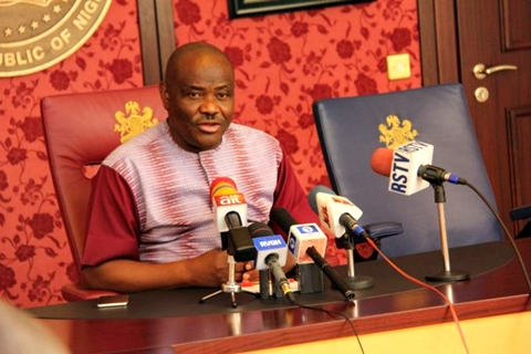 2019: Gov. Wike Speaks On Vying For The Vice Presidential Seat