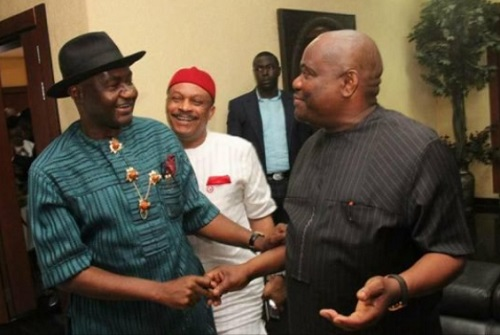 Gov. Wike, Senator Abe Conspiring to Assasinate My Character – Amaechi Cries Out