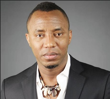 If I Become President, I'll Fire Every Damn General In The Army - Sowore