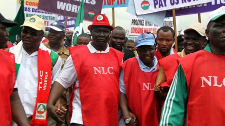 Federal Government is currently holding a meeting with the leadership of the Nigerian Labour Congress,