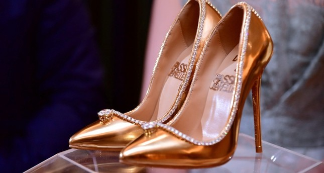 World's Most Expensive Pair Of Shoes Go On Sale For $17 million
