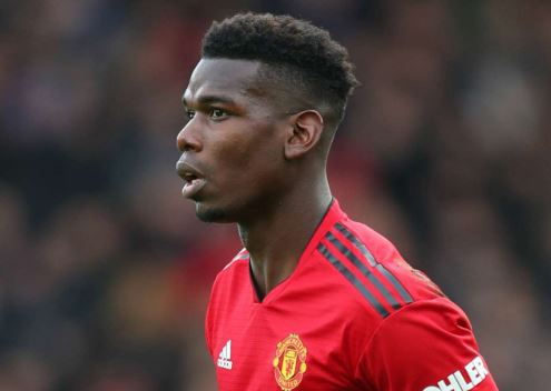 Pogba Demands 500k Pounds Wage In New Man Utd Deal