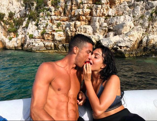 Cristiano Ronaldo's Beautiful Girlfriend Reveals How They Met And 'Fell In Love At First Sight'