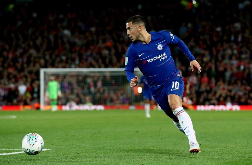 Hazard Set To Complete Real Madrid Move