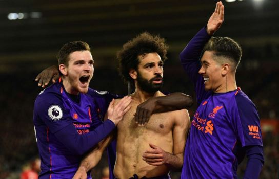 Mohamed Salah Breaks Another Record At Liverpool