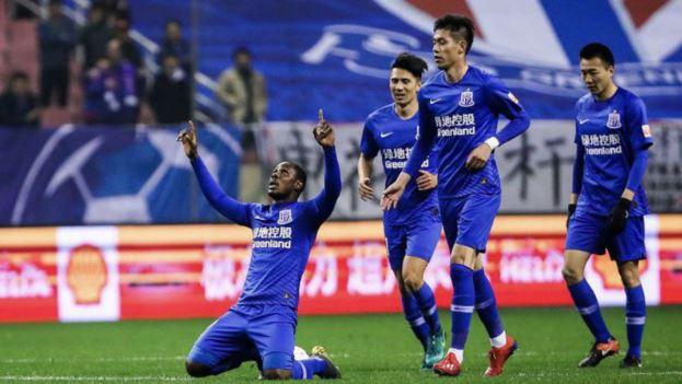 Odion Ighalo Scores Brace In Shanghai Shenhua Victory