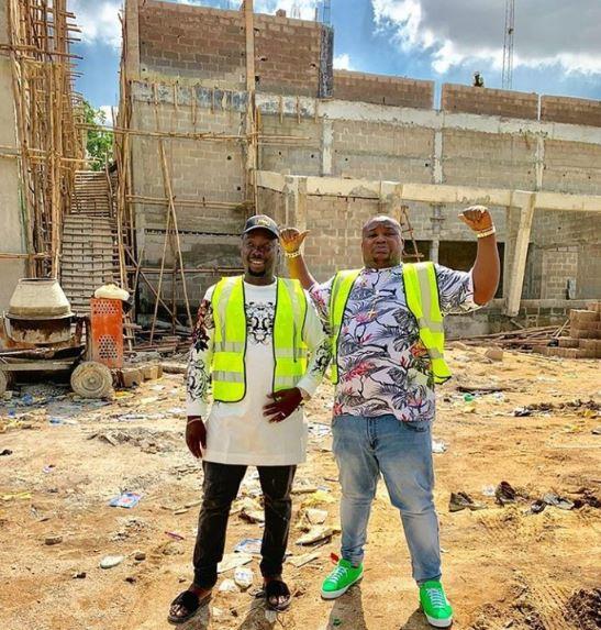 Cubana ChiefPriest Building A Night Club In Lagos