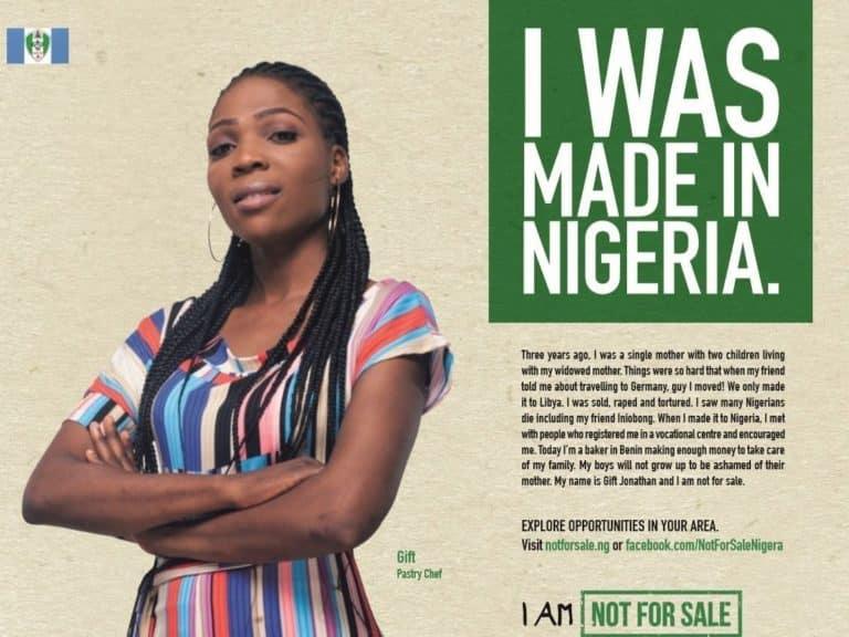 UK Warns Nigerian Women Not To Come To Britain