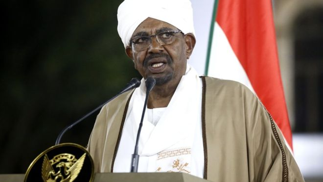 From The Throne To Prison! Ex Sudanese President Bashir Transferred To Jail