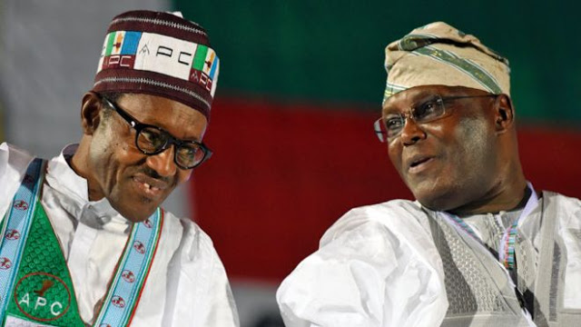 Certificates Scandal: Buhari Dares Atiku To Produce His Educational Credentials