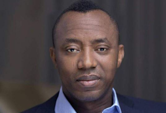 What Court Order On Sowore's Detention Means - PANDEF