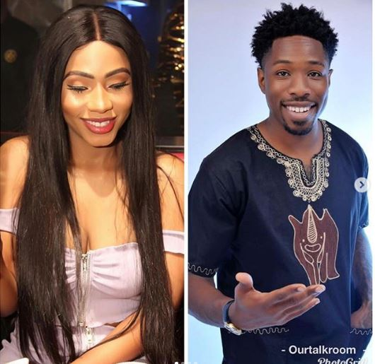 BBNaija: alleged s*x video between Ike & Mercy leaks online