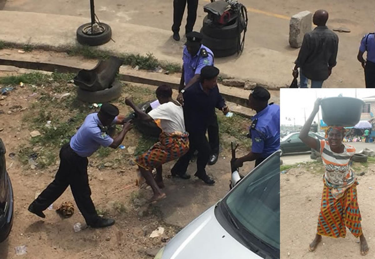 #RevolutionNow: Foundation Gives N50,000 To 70-year-old Protester Battered By Police
