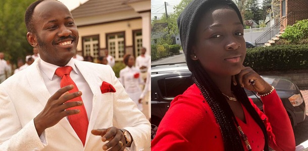 Apostle Suleman Celebrates His Daughter On Her 13th Birthday (Photo)