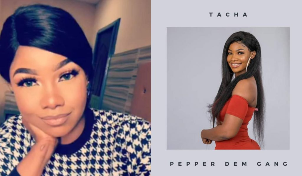 #BBNaija: What Biggie Did To Tacha For Dumping Her Sponsored Outfits