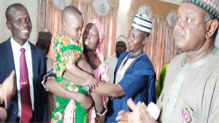 DSS rescues two kids, 3 years after they were kidnapped
