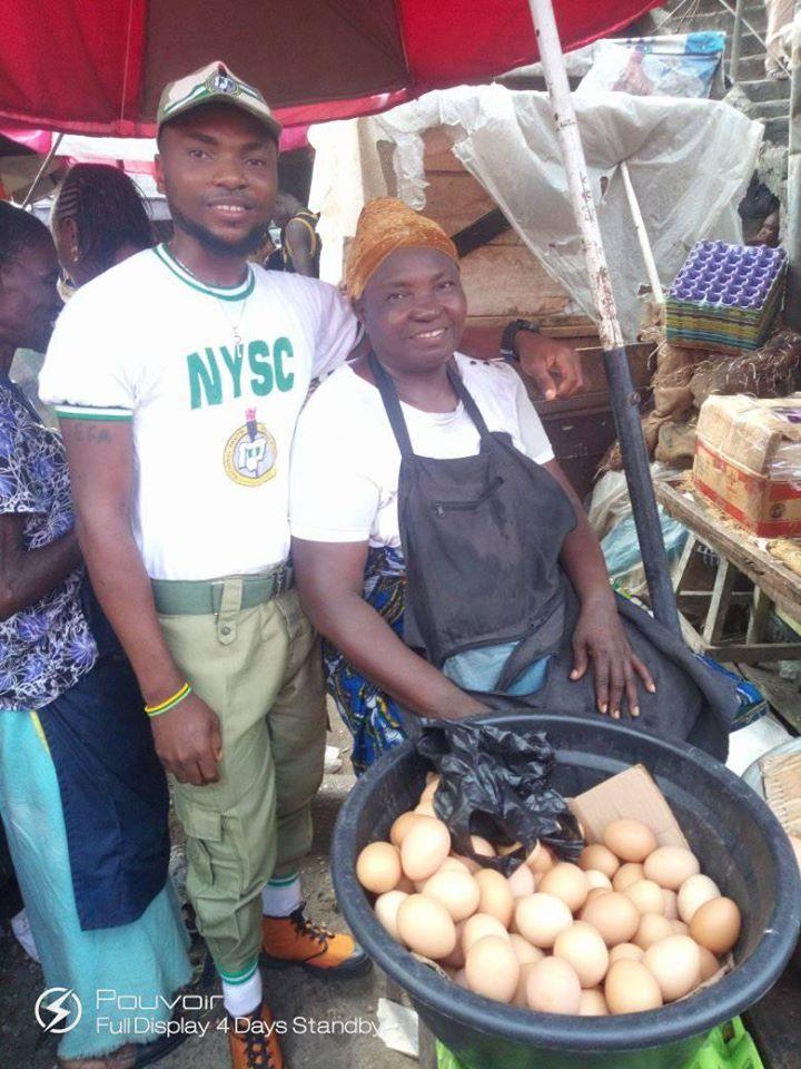 NYSC corp member, Igharu Oghenetega Prince