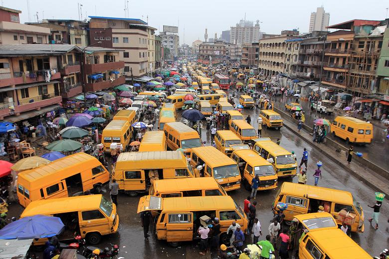 File photo: Lagos