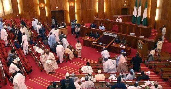 Drama in senate
