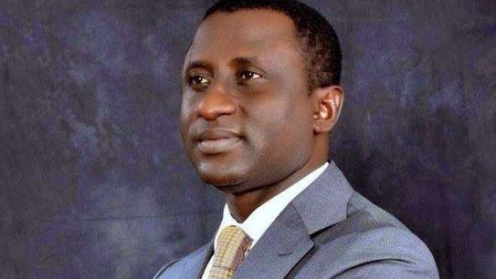 Dr Uche Ogah