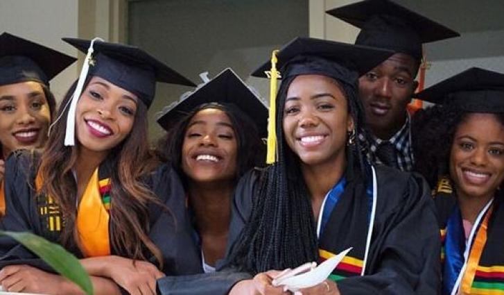 File photo: University students