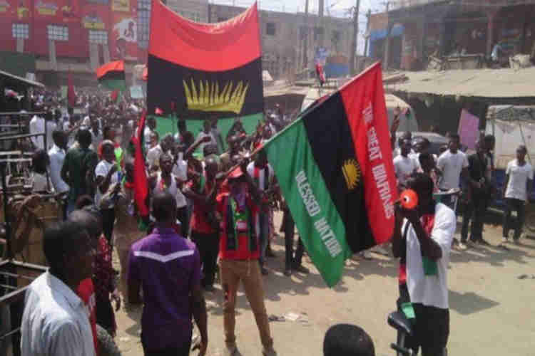 IPOB on Nnamdi Kanu's lawyer