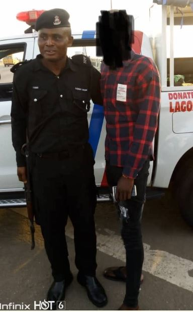 RRS official and the boy that attempted suicide