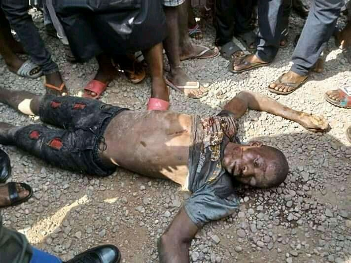 Notorious armed robber, Grave