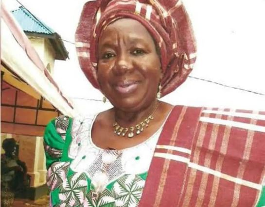 Chief (Mrs) Titilayo Ajanaku