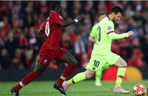Sadio Mane, Lionel Messi