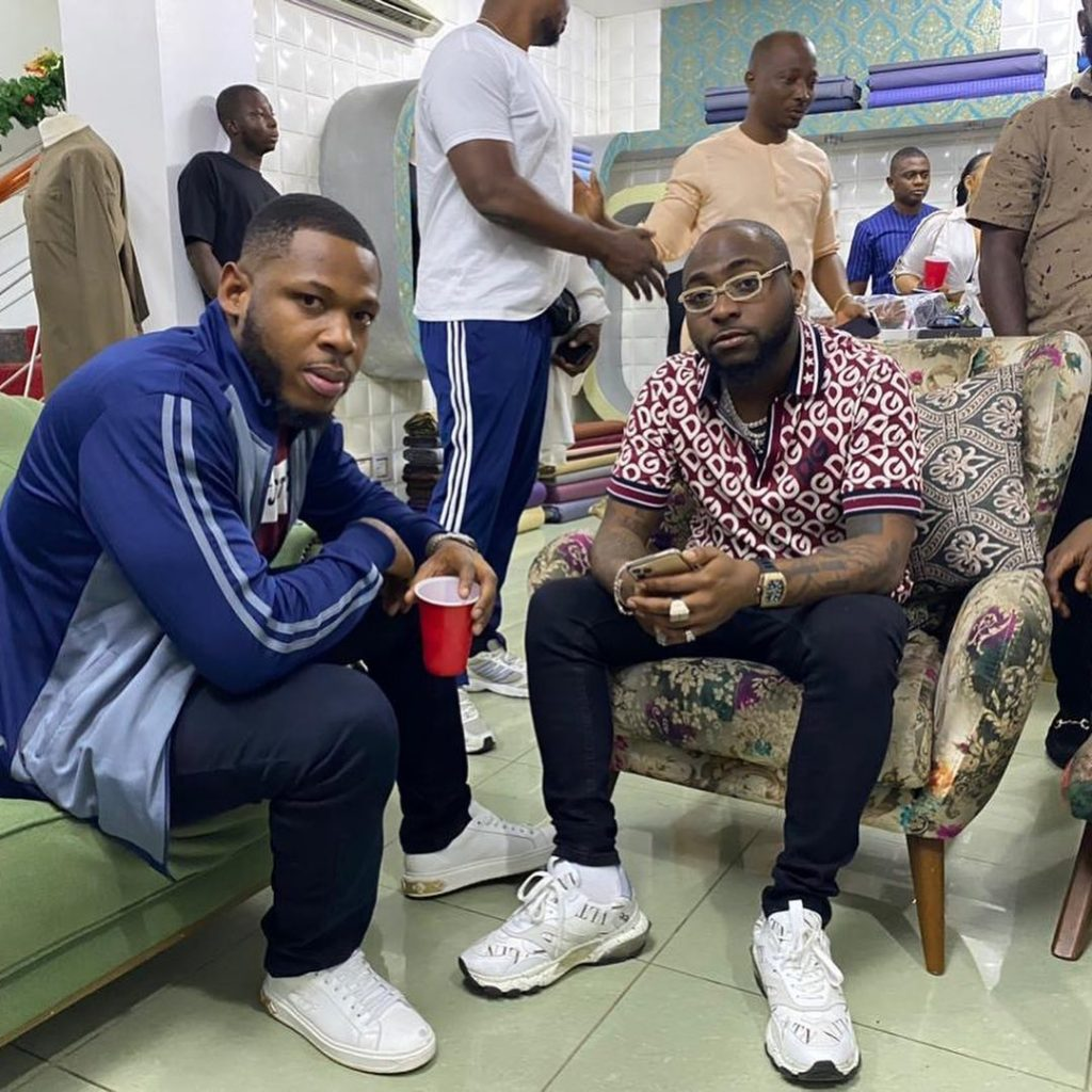 Frodd and Davido