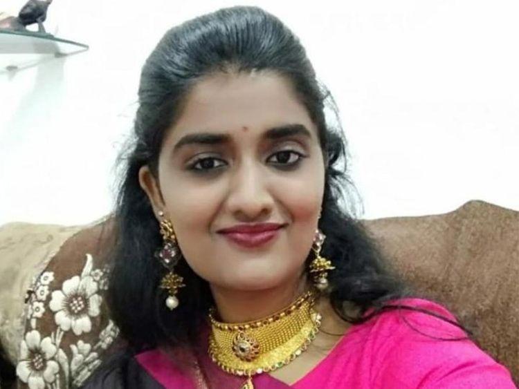 Deceased Vet who was raped,Priyanka Reddy