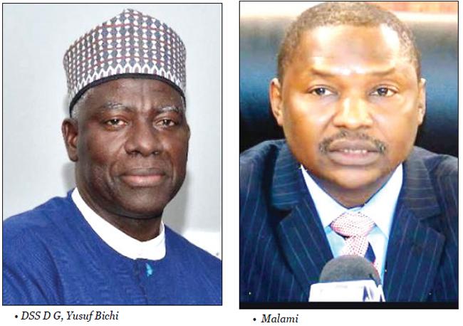 Nigerians in DSS custody