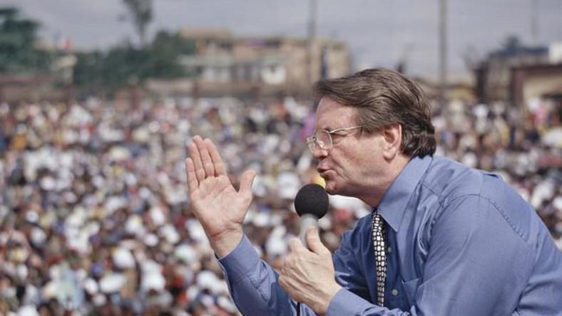 Reinhard Bonnke dies