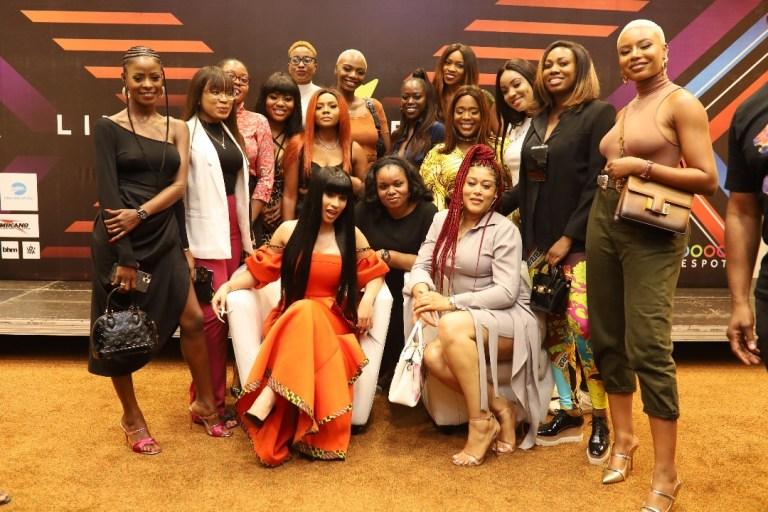 Cardi B in Nigeria