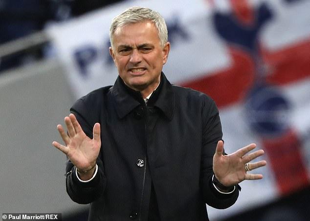 Mourinho backs Joshua