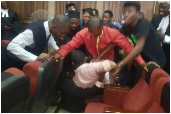 How Sowore was rearrested