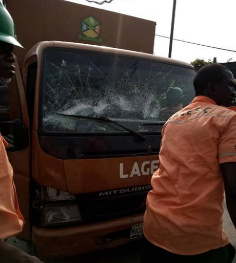 13 Injured In LAGESC And Court Officials zEngage In Bloody Clash