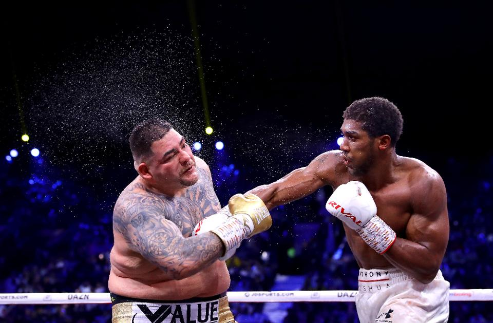 Joshua beats Ruiz
