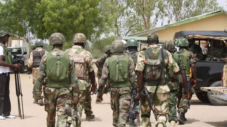 Nigerian army commander killed