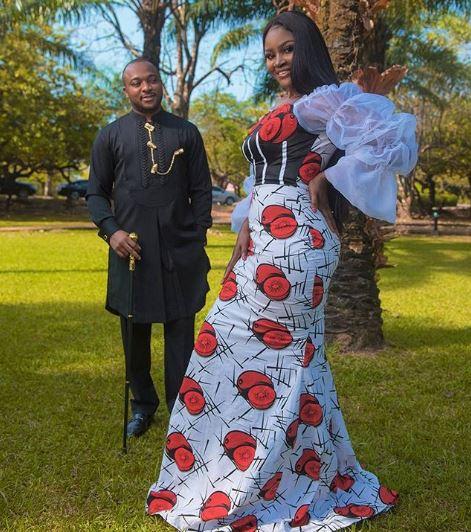 Chichi Alichi and her man