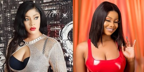Angela Okorie and Tacha