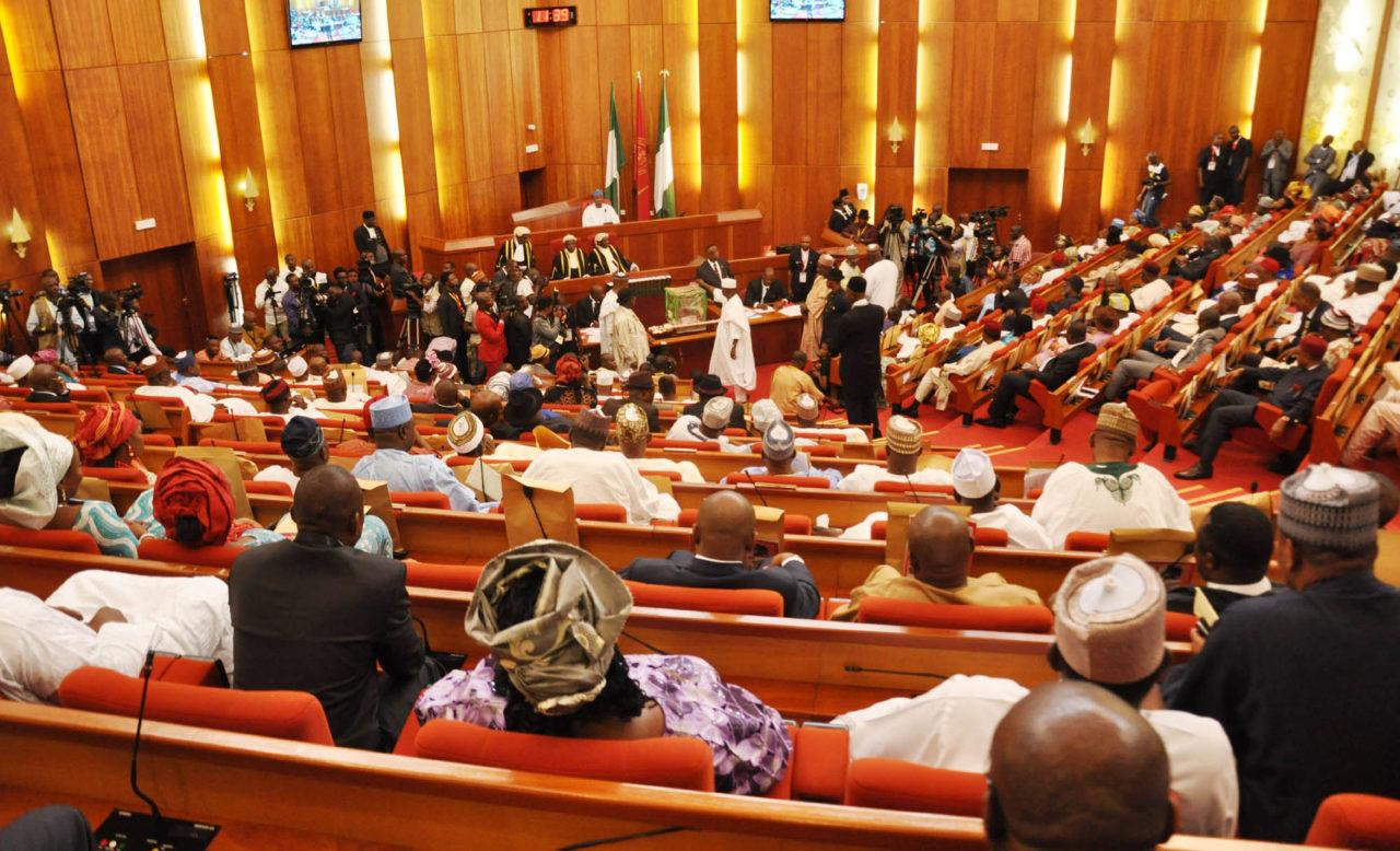 Nigerian senate on unemployed NIgerians