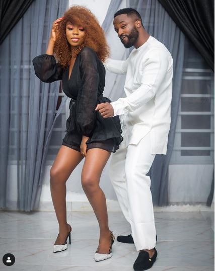 Diane and Iyanya