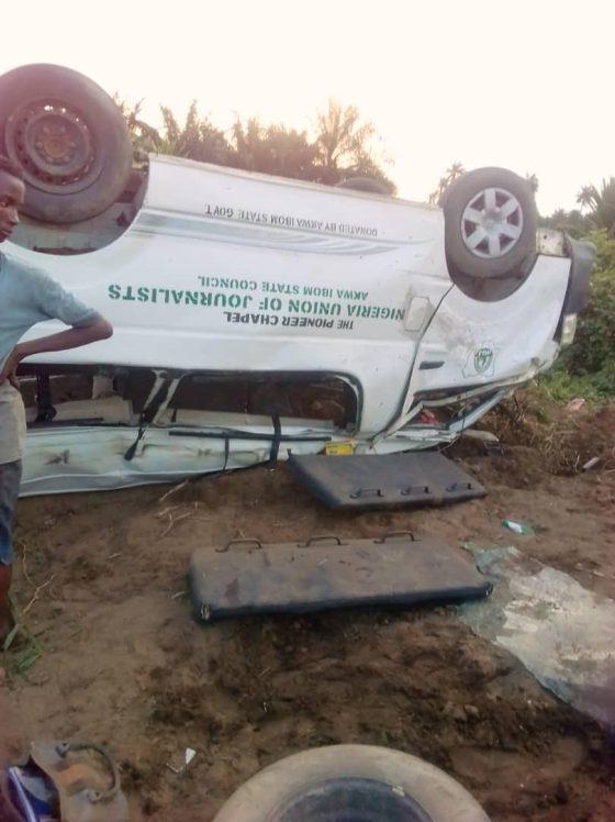 Akwa Ibom journalists die in accident