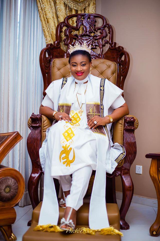Prophetess Patience Akpabio