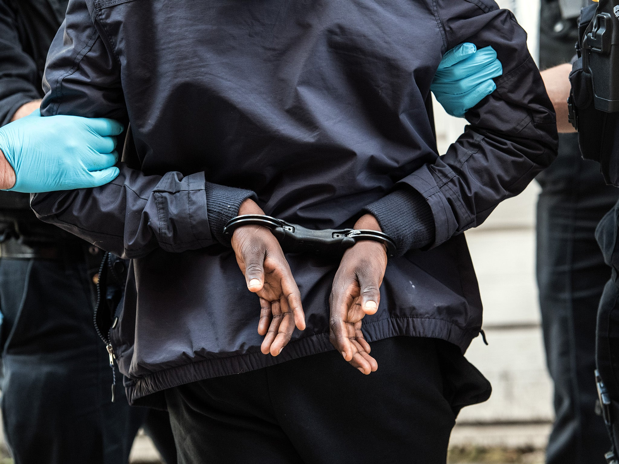Nigerians arrested in America