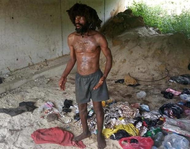 ritualist caught in Delta