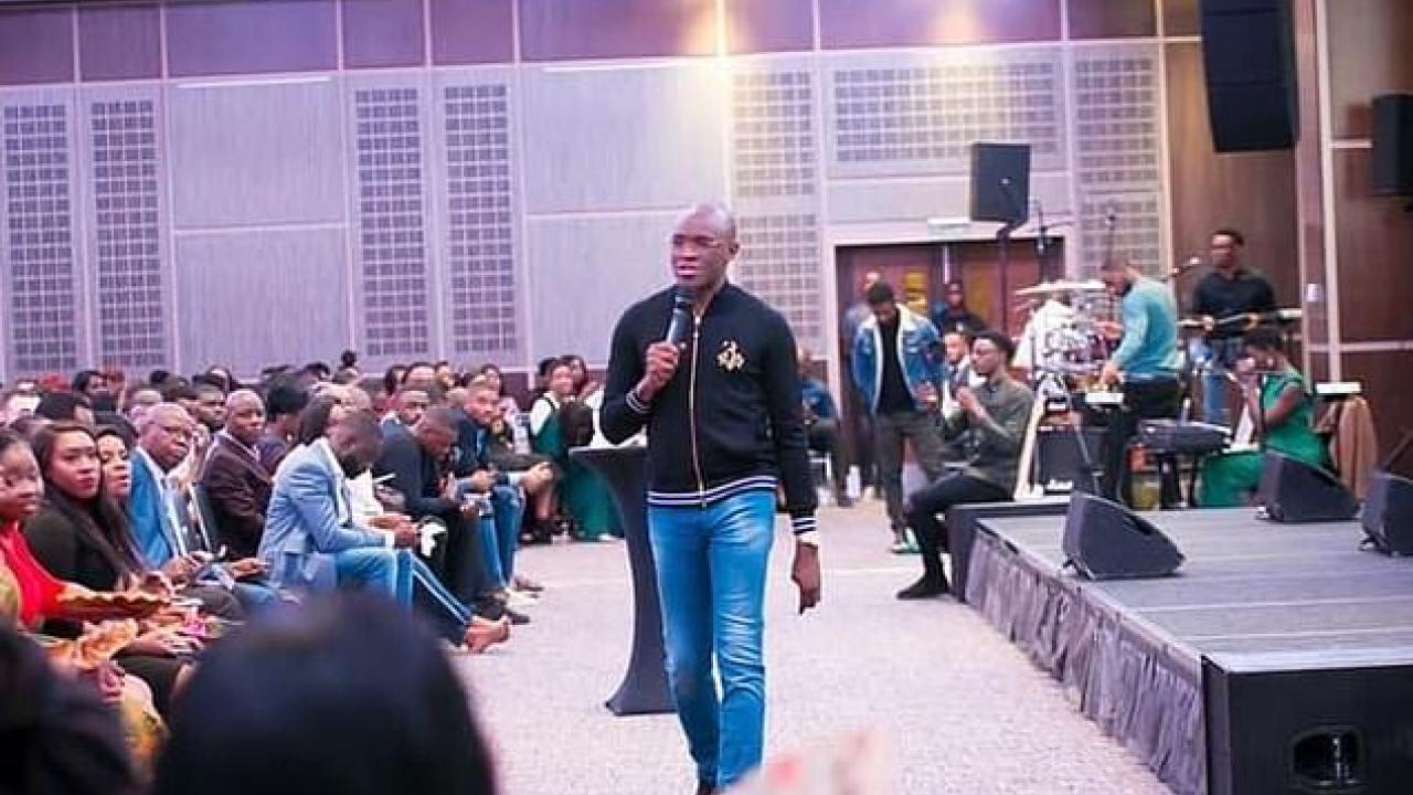 Lead Pastor of SPAC Nation, Pastor Tobi Adegboyega